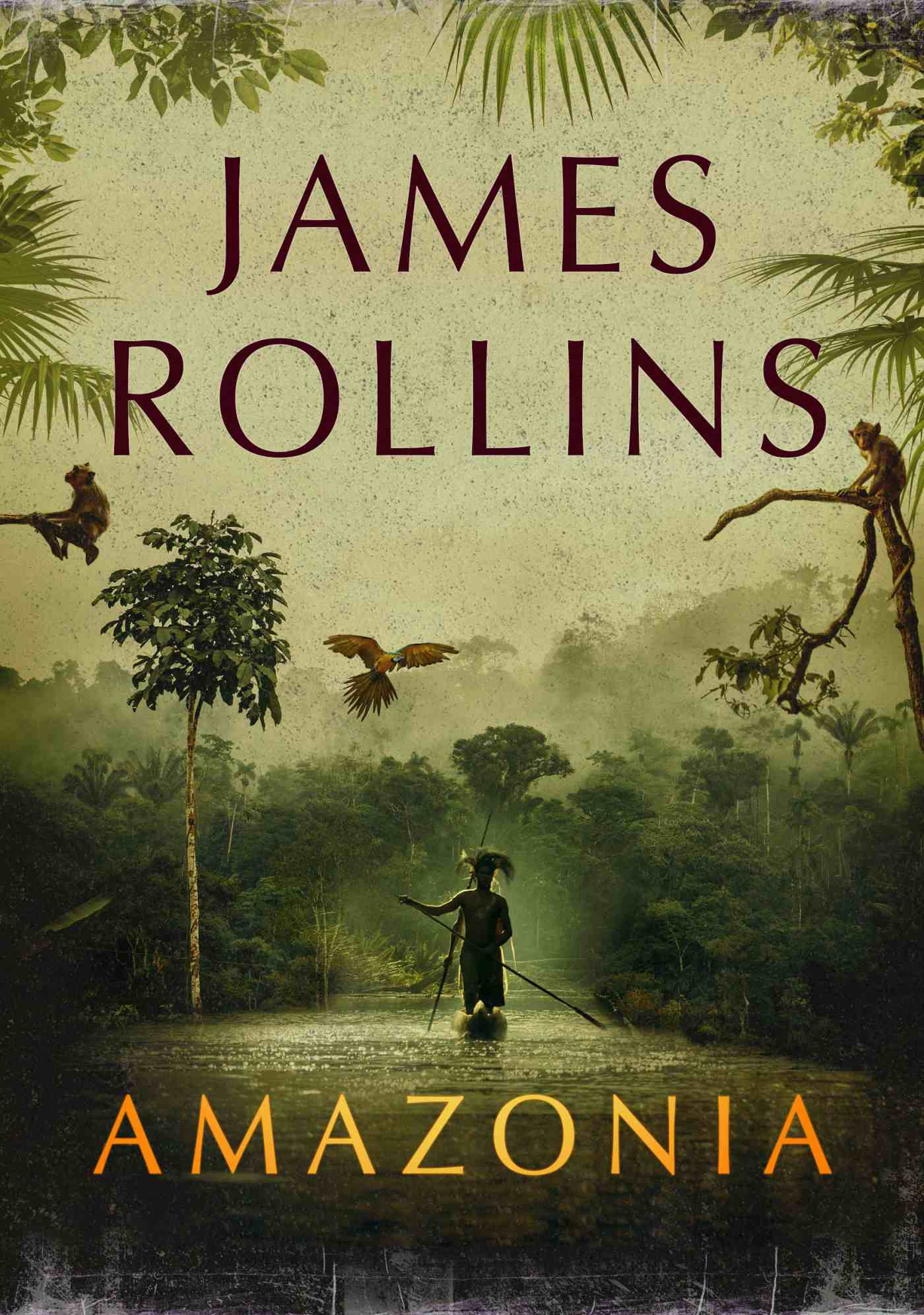 Amazonia - Ebook (Książka na Kindle) do pobrania w formacie MOBI