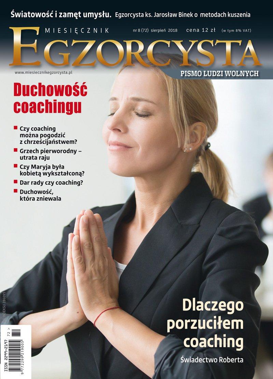 Miesięcznik Egzorcysta 72 (08/2018) - Ebook (Książka PDF) do pobrania w formacie PDF