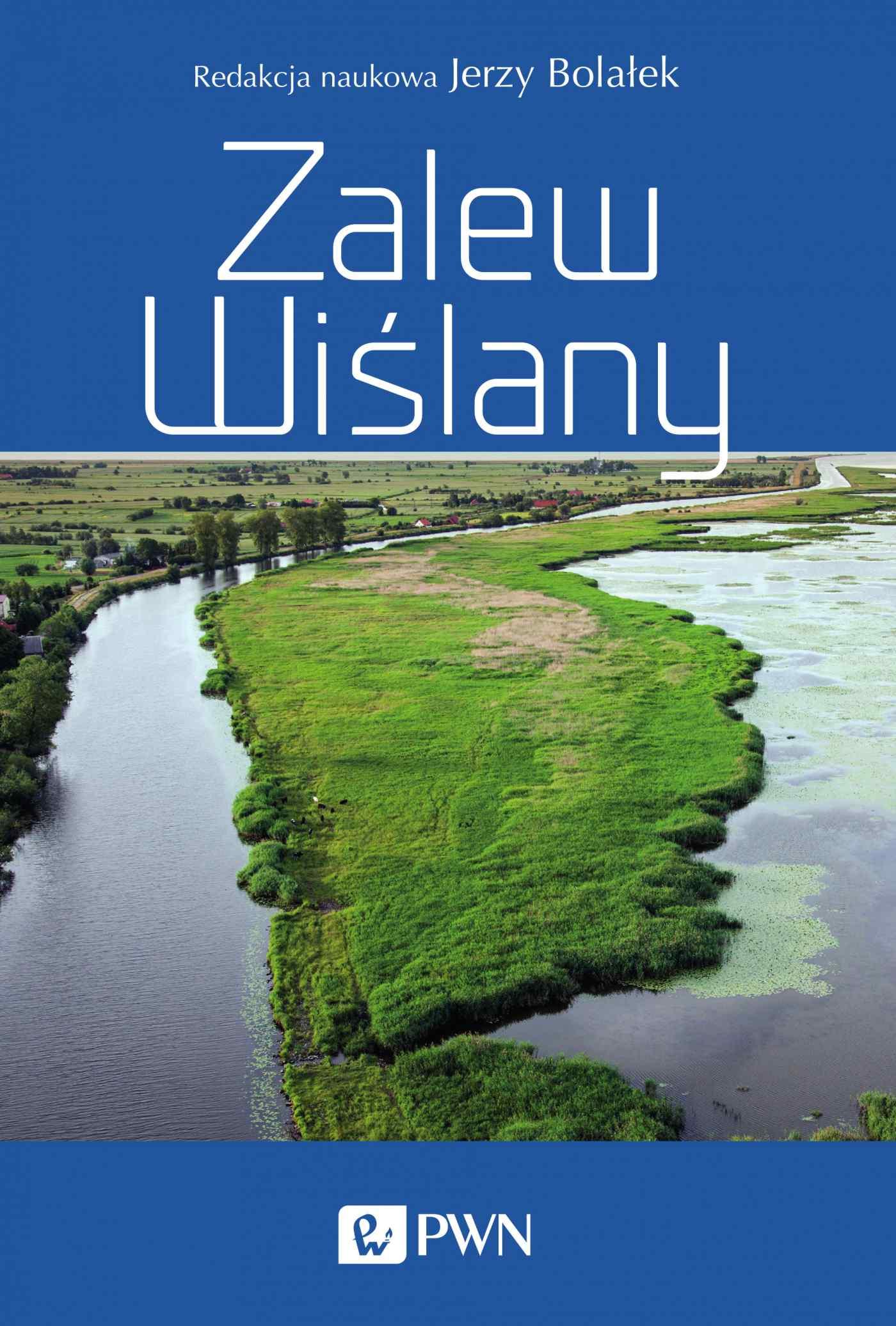 Zalew Wiślany - Ebook (Książka na Kindle) do pobrania w formacie MOBI