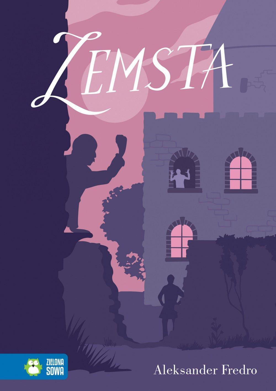 Zemsta. Literatura klasyczna - Ebook (Książka na Kindle) do pobrania w formacie MOBI