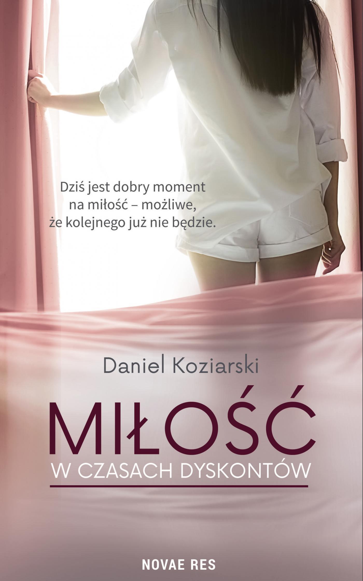 Miłość w czasach dyskontów - Ebook (Książka na Kindle) do pobrania w formacie MOBI