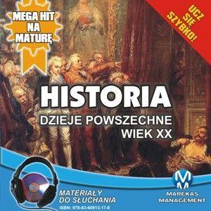 Historia - Dzieje powszechne. Wiek XX - Audiobook (Książka audio MP3) do pobrania w całości w archiwum ZIP