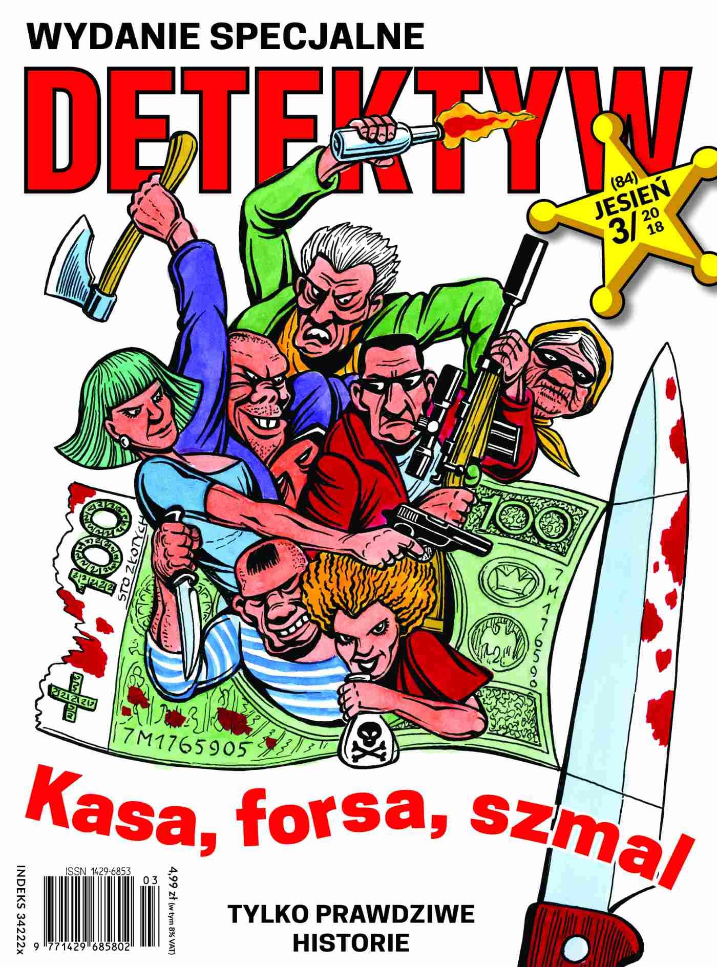Detektyw Wydanie Specjalne 3/2018 - Ebook (Książka PDF) do pobrania w formacie PDF