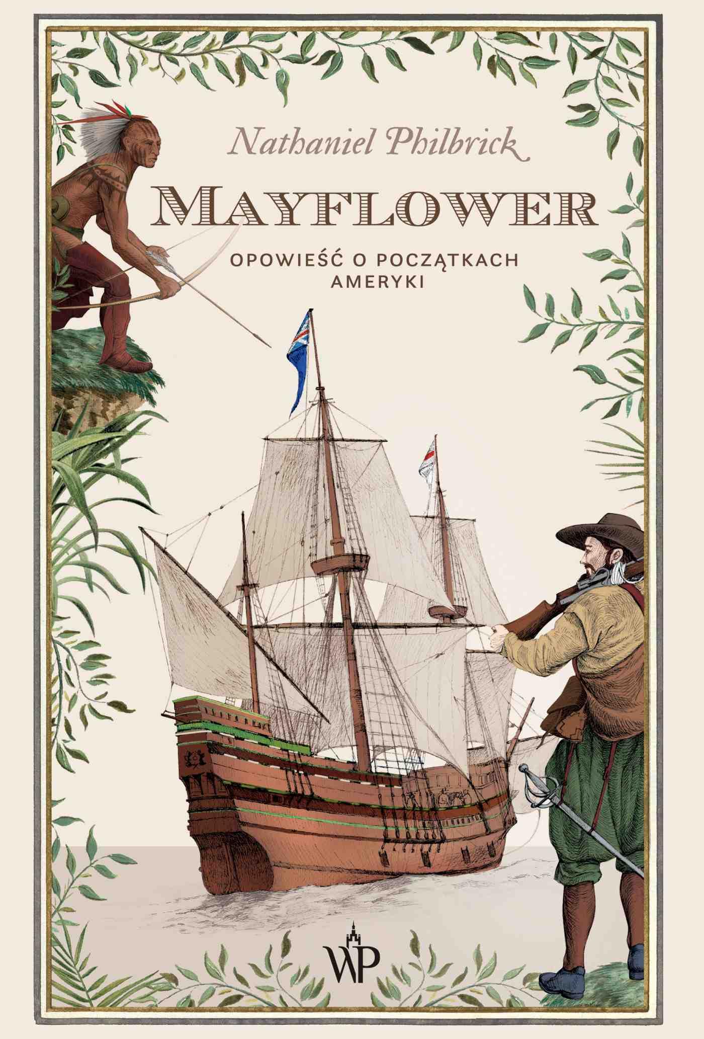Mayflower - Ebook (Książka na Kindle) do pobrania w formacie MOBI