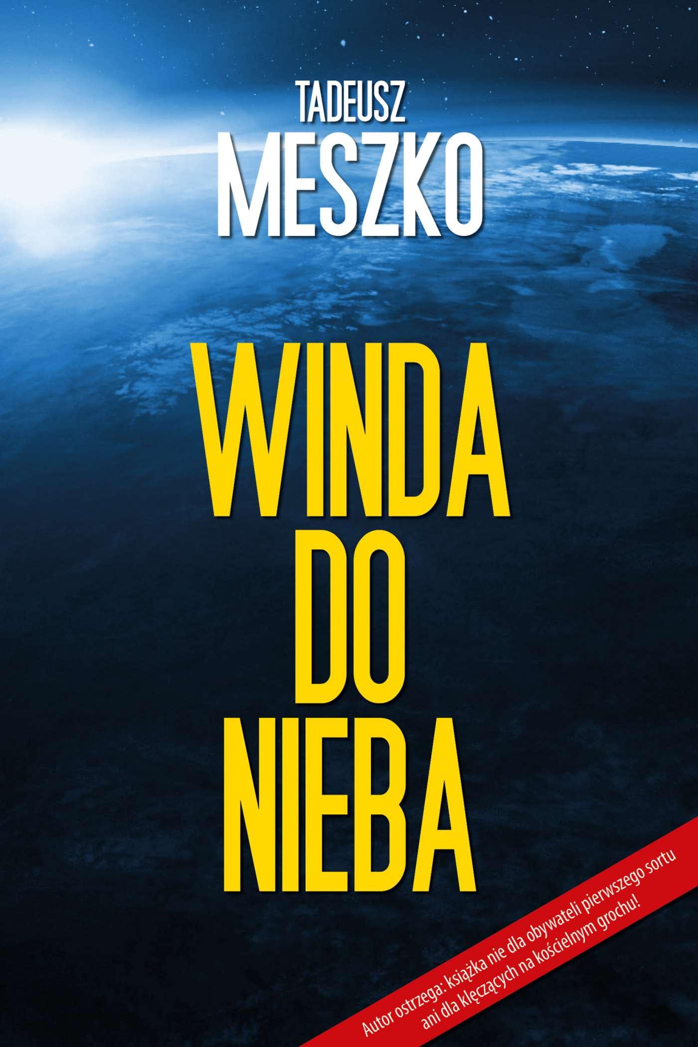 Winda do nieba - Ebook (Książka PDF) do pobrania w formacie PDF