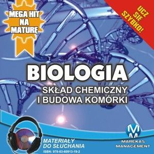 Biologia - Skład chemiczny i budowa komórki - Audiobook (Książka audio MP3) do pobrania w całości w archiwum ZIP