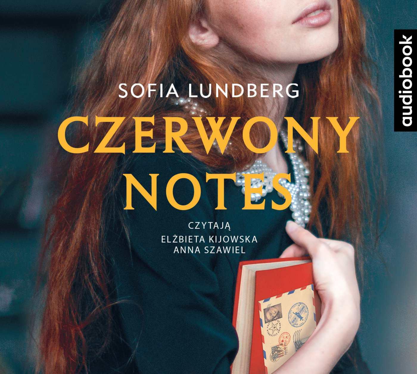 Czerwony notes - Audiobook (Książka audio MP3) do pobrania w całości w archiwum ZIP