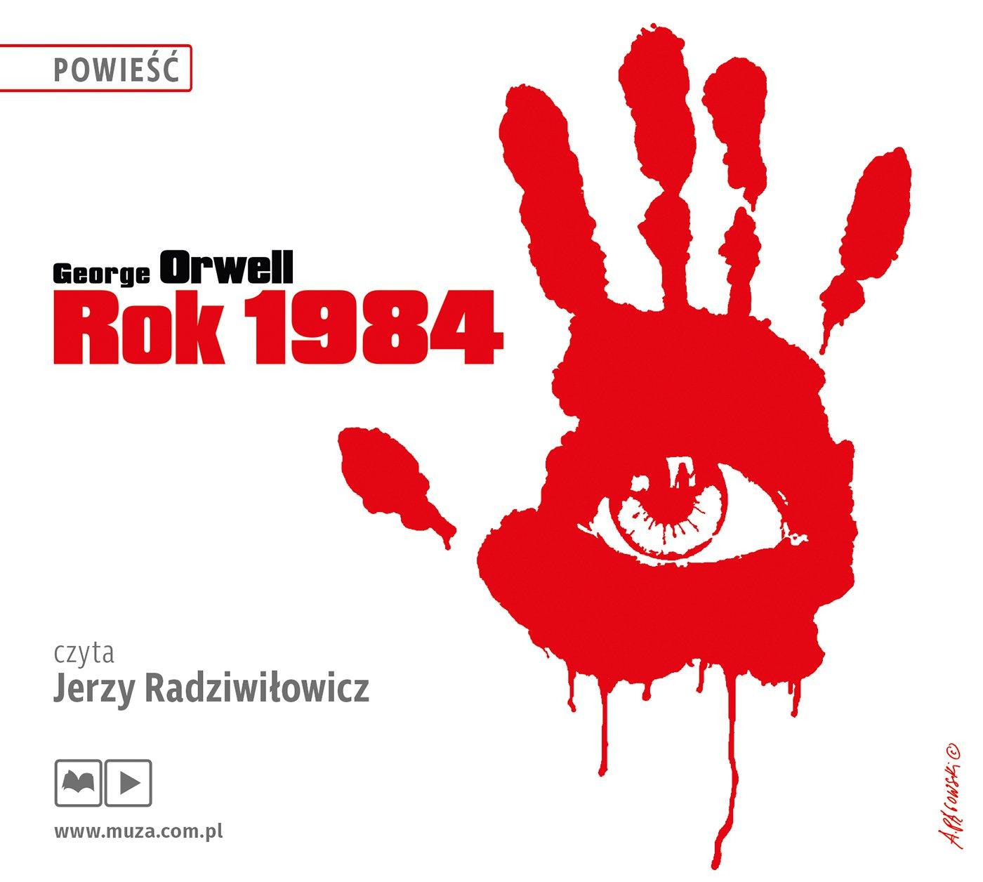 Rok 1984 - Audiobook (Książka audio MP3) do pobrania w całości w archiwum ZIP