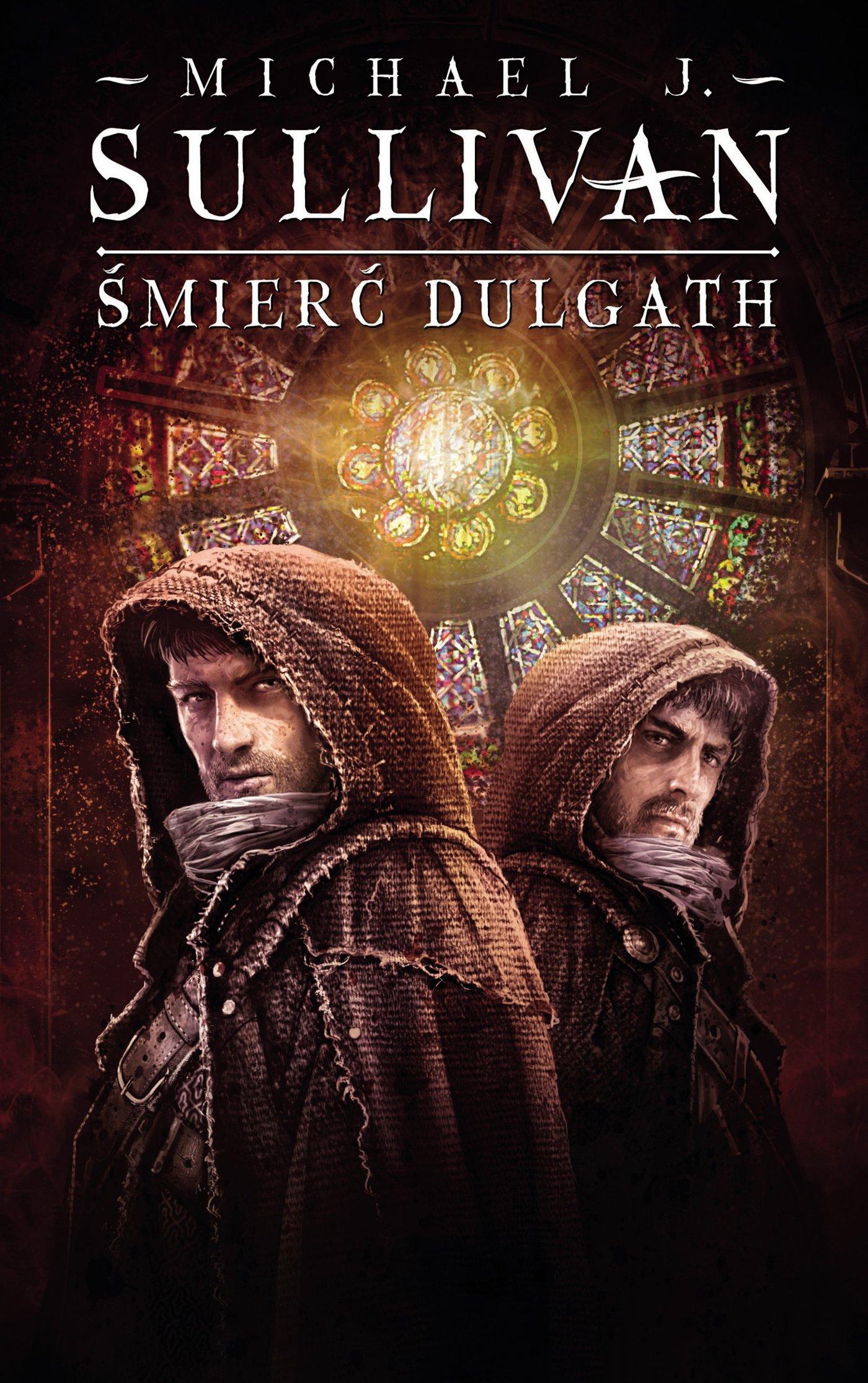 Śmierć Dulgath. Cykl Kroniki Riyrii. Tom 3 - Ebook (Książka EPUB) do pobrania w formacie EPUB