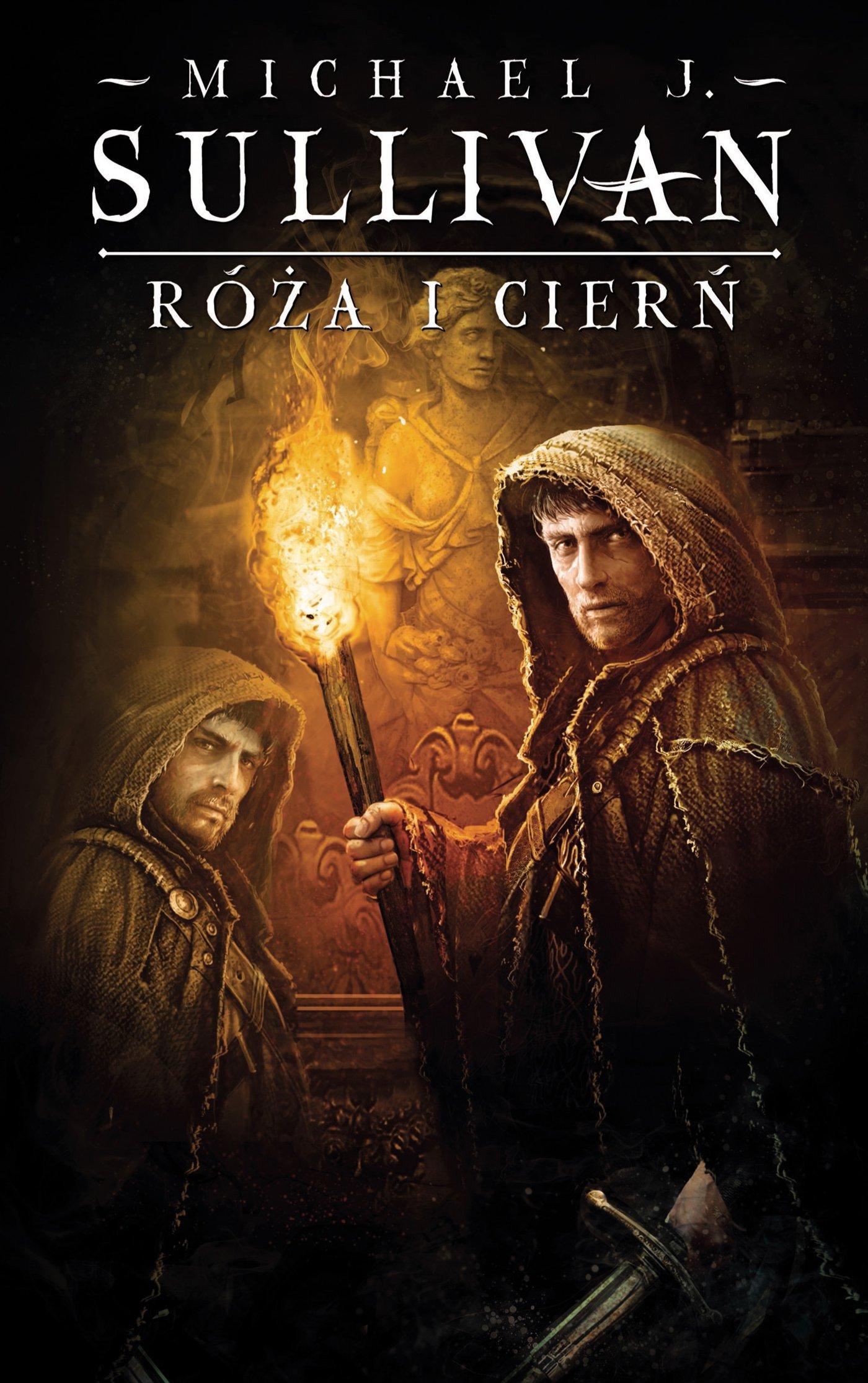 Róża i cierń. Cykl Kroniki Riyrii. Tom 2 - Ebook (Książka na Kindle) do pobrania w formacie MOBI