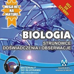 Biologia - Strunowce. Doświadczenia i obserwacje - Audiobook (Książka audio MP3) do pobrania w całości w archiwum ZIP