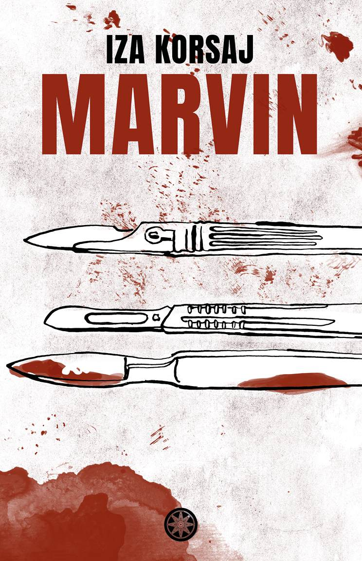 Marvin - Ebook (Książka na Kindle) do pobrania w formacie MOBI
