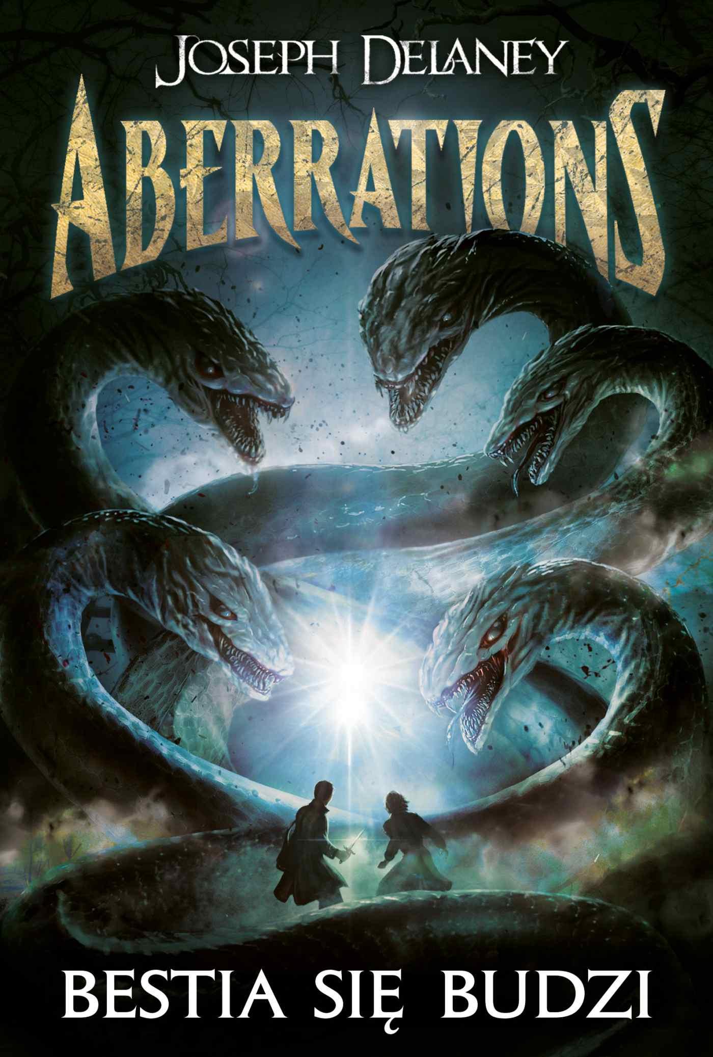 Aberrations 1. Bestia się budzi - Ebook (Książka EPUB) do pobrania w formacie EPUB