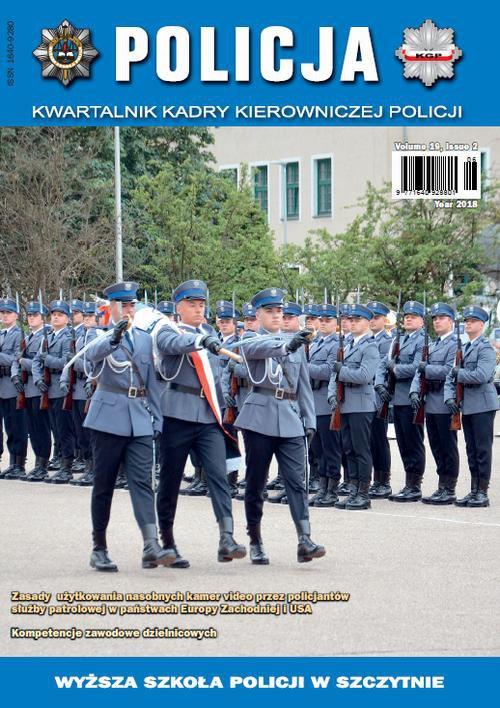 Policja 2/2018 - Ebook (Książka PDF) do pobrania w formacie PDF