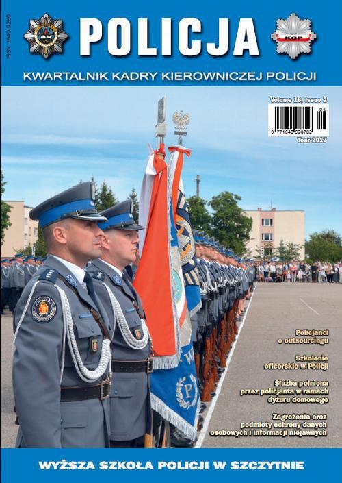 Policja 2/2017 - Ebook (Książka PDF) do pobrania w formacie PDF