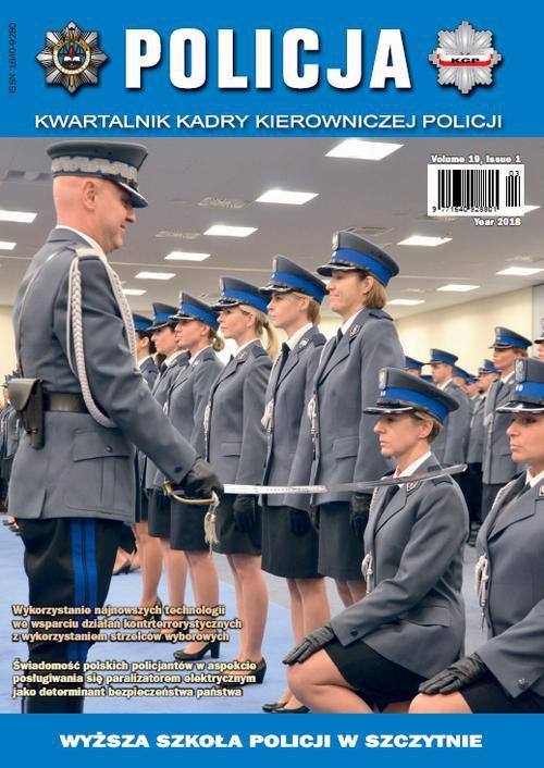 Policja 1/2018 - Ebook (Książka PDF) do pobrania w formacie PDF