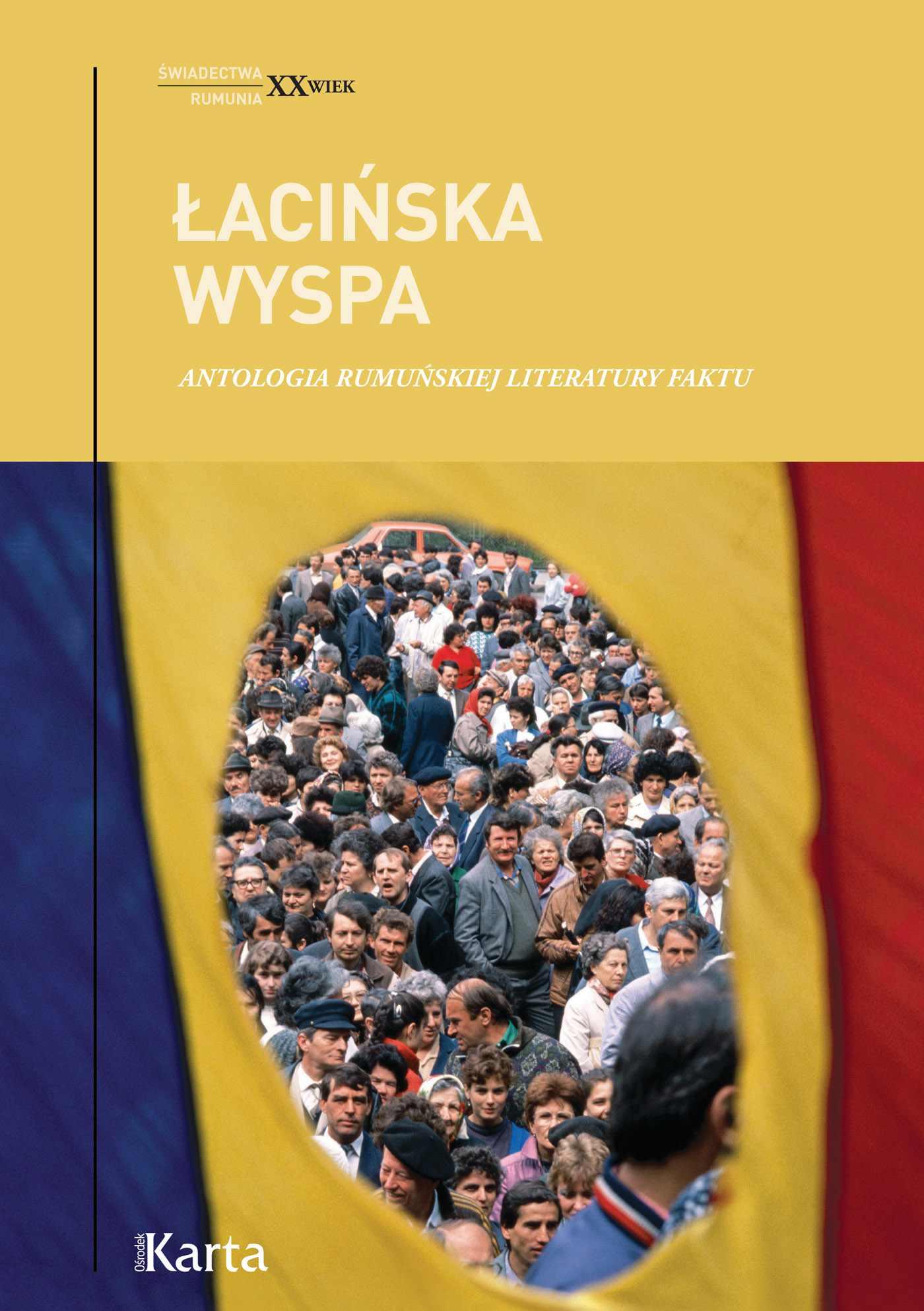 Łacińska wyspa. Antologia rumuńskiej literatury faktu - Ebook (Książka EPUB) do pobrania w formacie EPUB