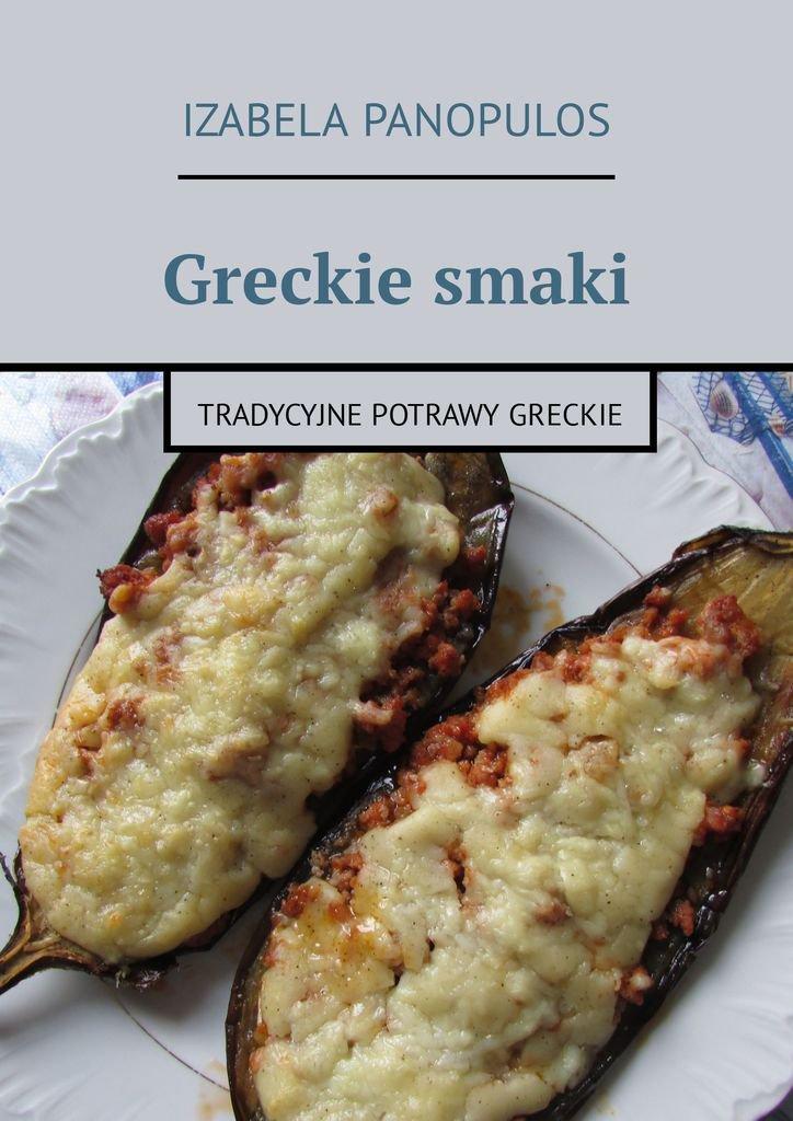 Greckie smaki - Ebook (Książka EPUB) do pobrania w formacie EPUB