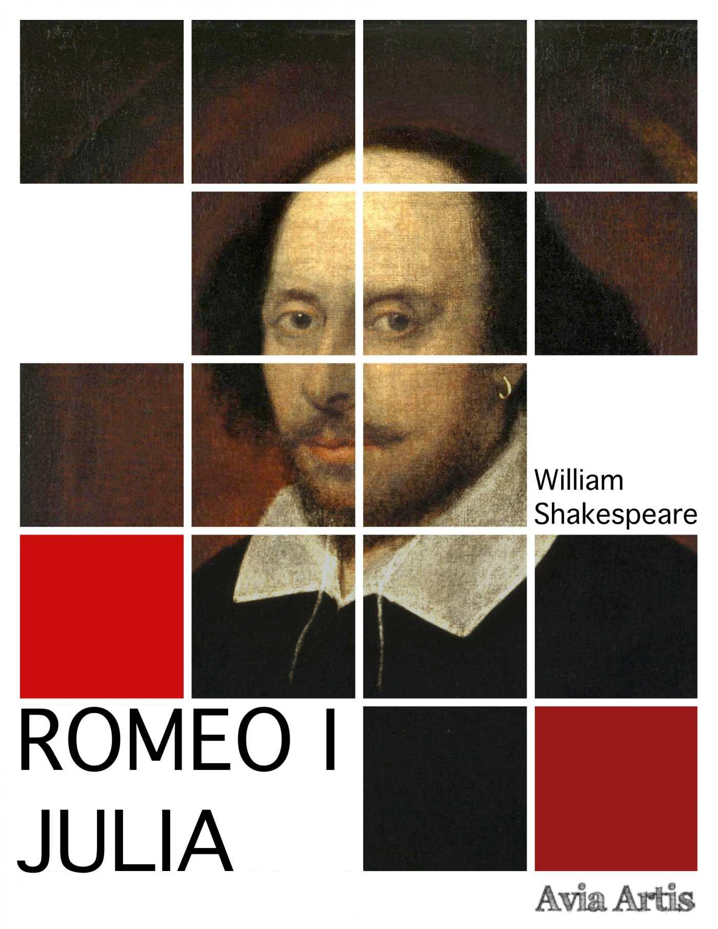 Romeo i Julia - Ebook (Książka na Kindle) do pobrania w formacie MOBI