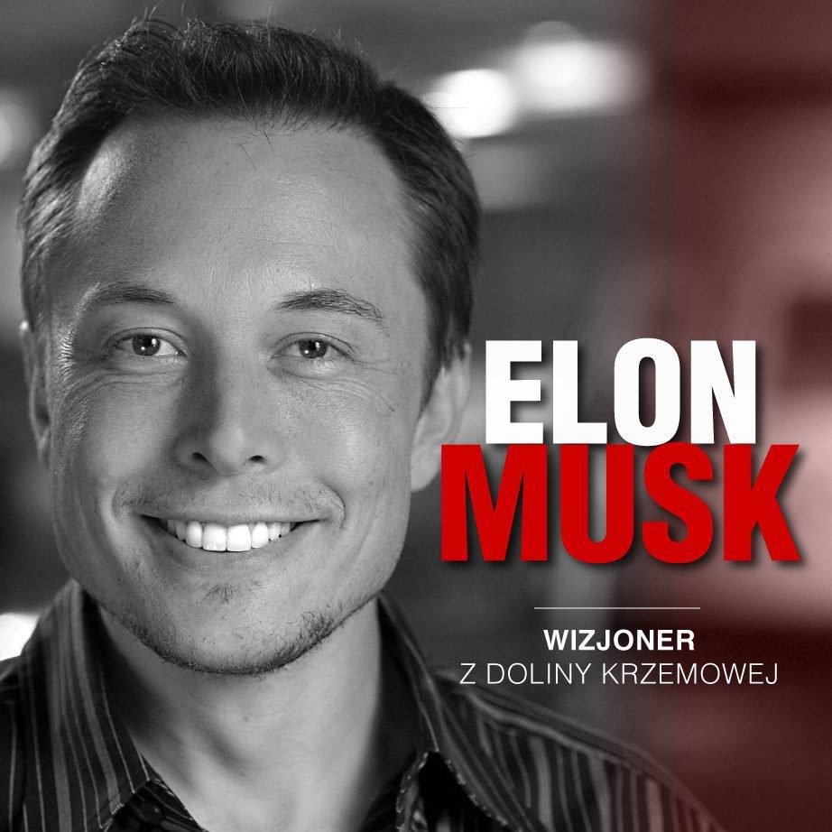 Elon Musk. Wizjoner z Doliny Krzemowej - Audiobook (Książka audio MP3) do pobrania w całości w archiwum ZIP