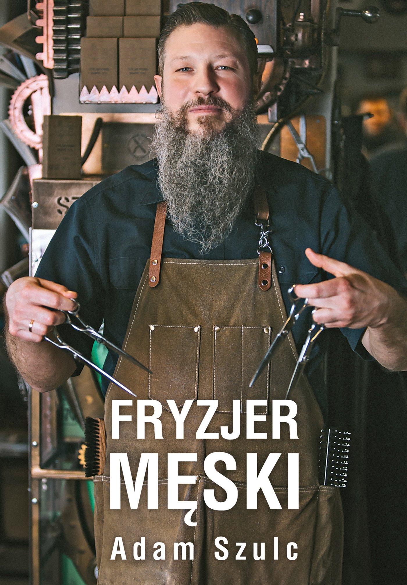 Fryzjer męski - Ebook (Książka EPUB) do pobrania w formacie EPUB