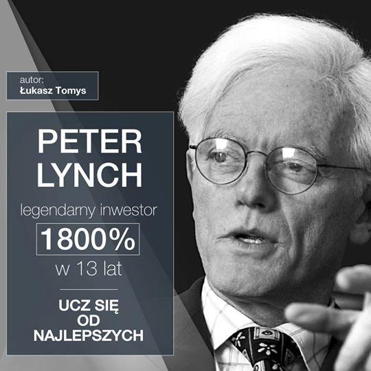 Peter Lynch legendarny inwestor. 1800% w 13 lat. Ucz się od najlepszych - Audiobook (Książka audio MP3) do pobrania w całości w archiwum ZIP