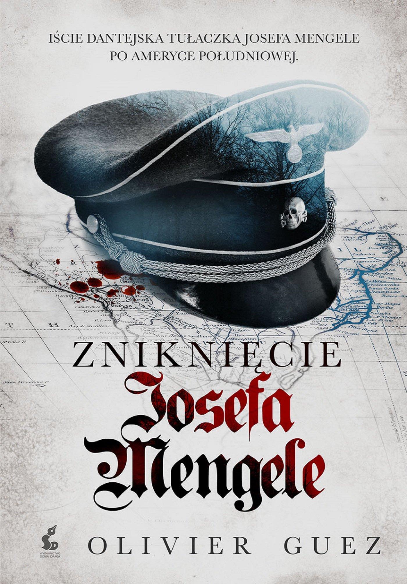 Zniknięcie Josefa Mengele - Ebook (Książka EPUB) do pobrania w formacie EPUB