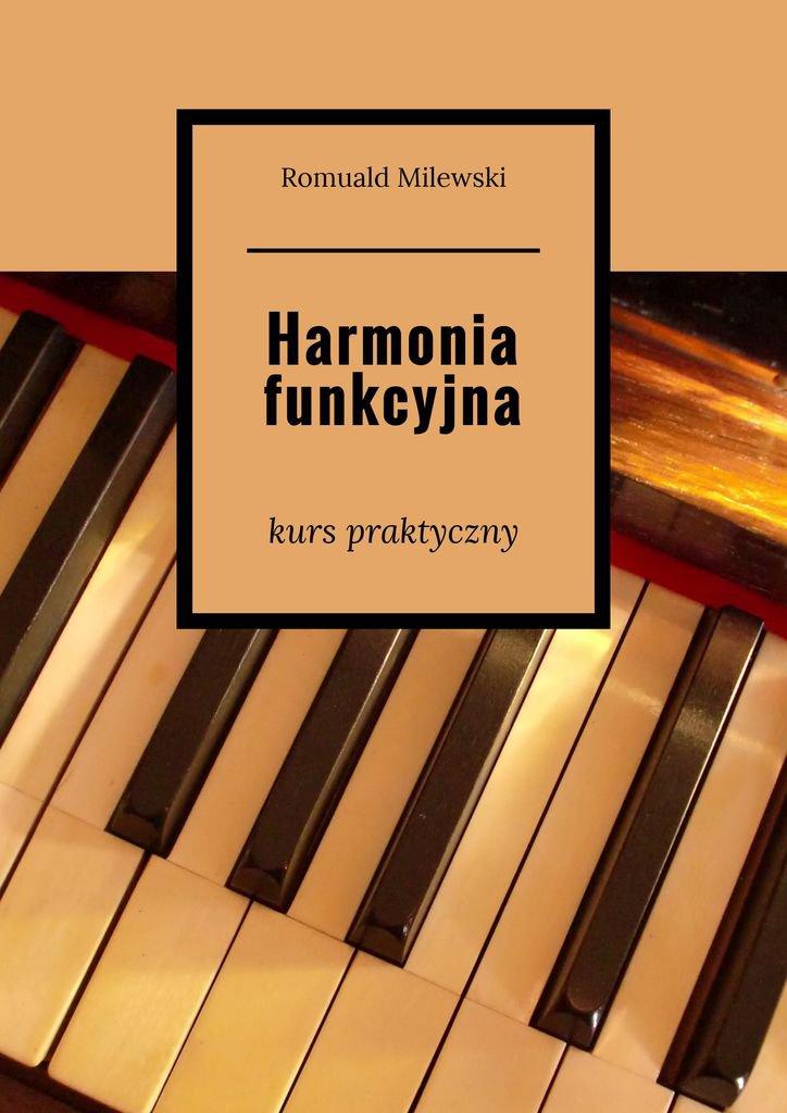Harmonia funkcyjna - Ebook (Książka na Kindle) do pobrania w formacie MOBI