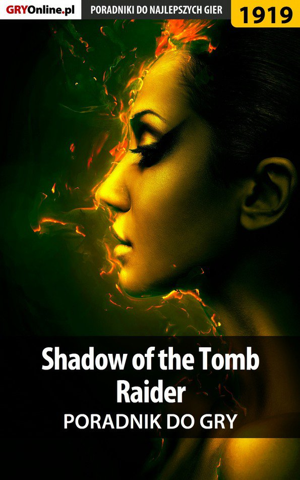 Shadow of the Tomb Raider - poradnik do gry - Ebook (Książka PDF) do pobrania w formacie PDF