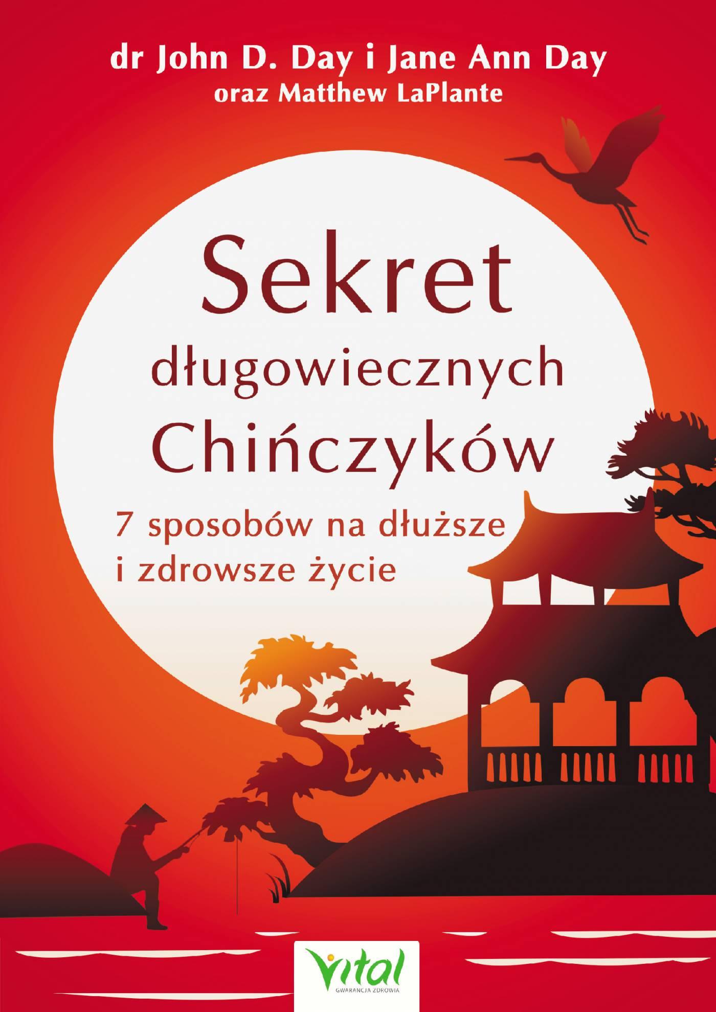 Sekret długowiecznych Chińczyków - Ebook (Książka EPUB) do pobrania w formacie EPUB