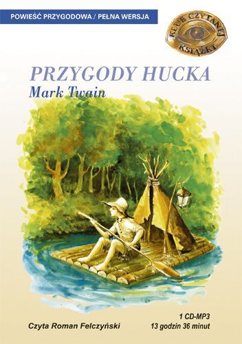 Przygody Hucka Finna - Audiobook (Książka audio MP3) do pobrania w całości w archiwum ZIP