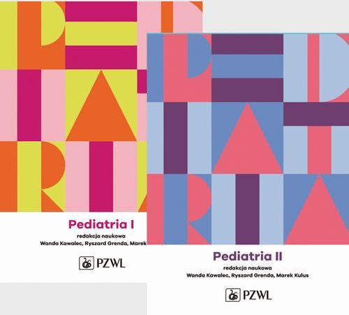 Pediatria TOM I - II - Ebook (Książka na Kindle) do pobrania w formacie MOBI