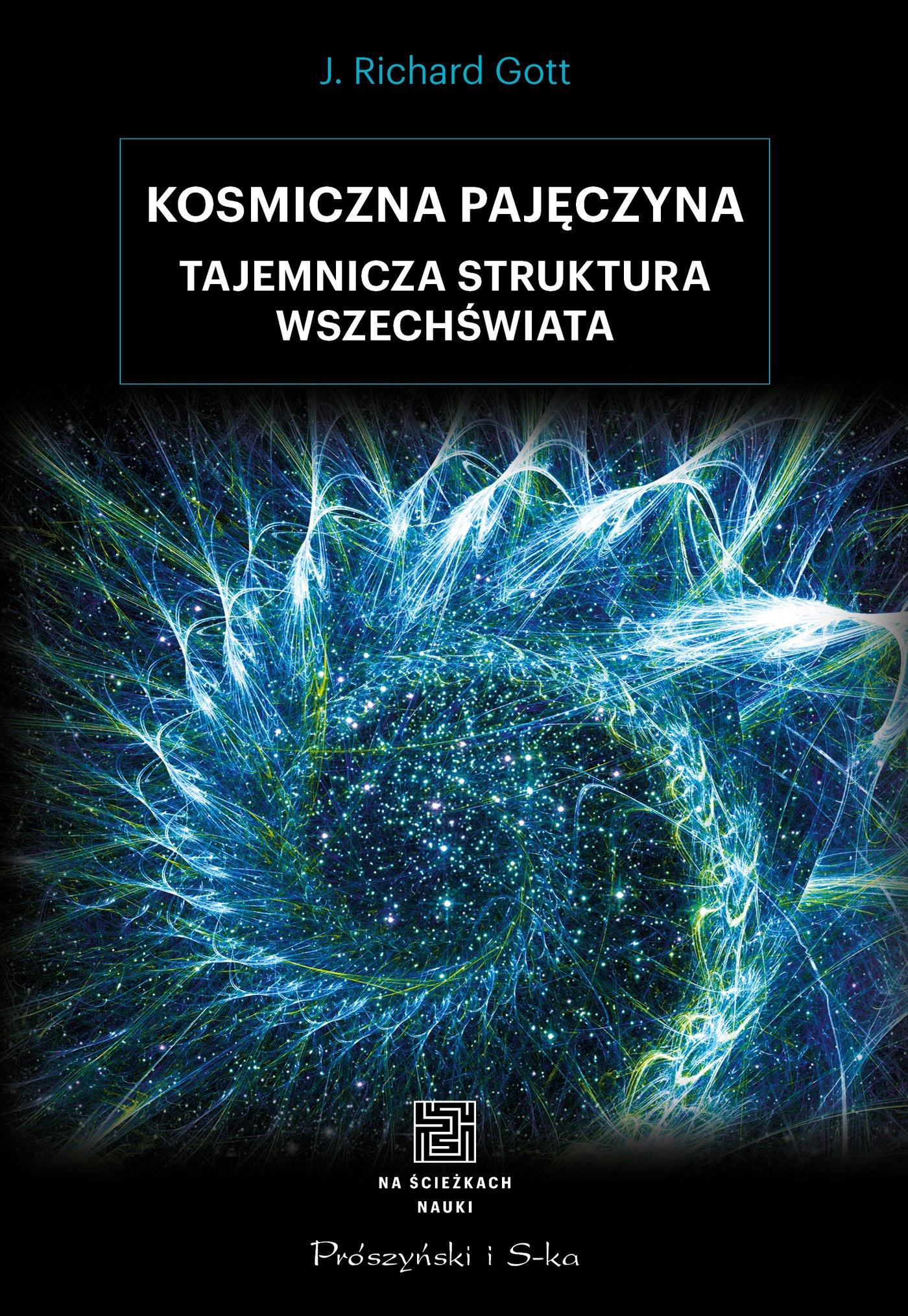 Kosmiczna pajęczyna. Tajemnicza struktura Wszechświata - Ebook (Książka na Kindle) do pobrania w formacie MOBI