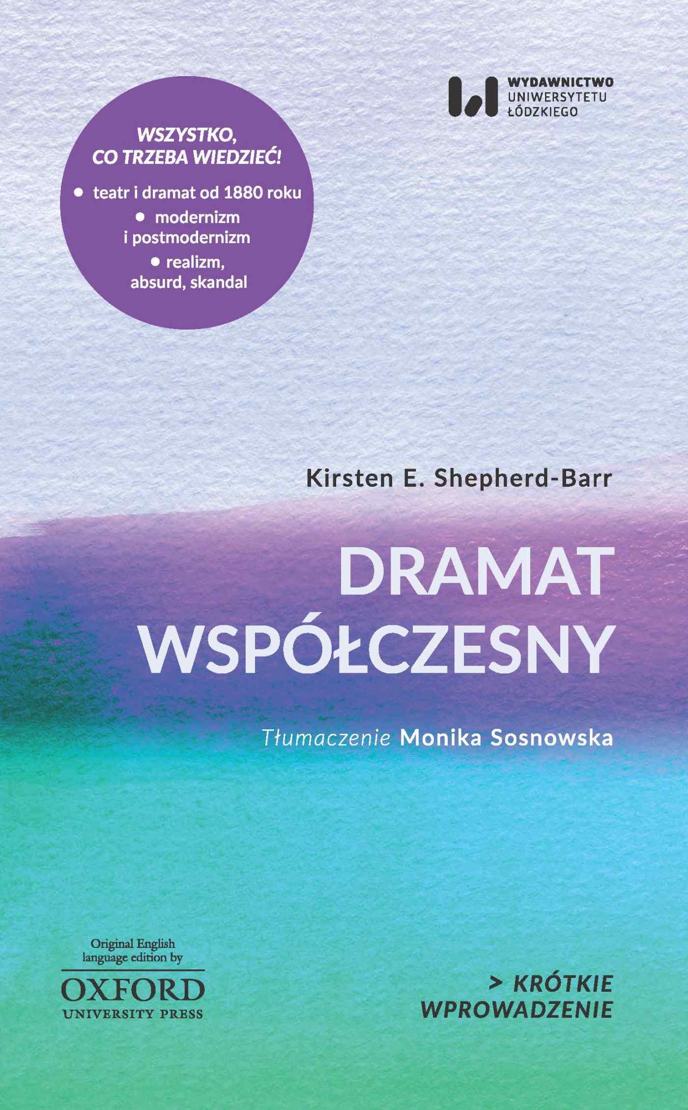 Dramat współczesny - Ebook (Książka PDF) do pobrania w formacie PDF