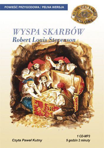 Wyspa Skarbów - Audiobook (Książka audio MP3) do pobrania w całości w archiwum ZIP