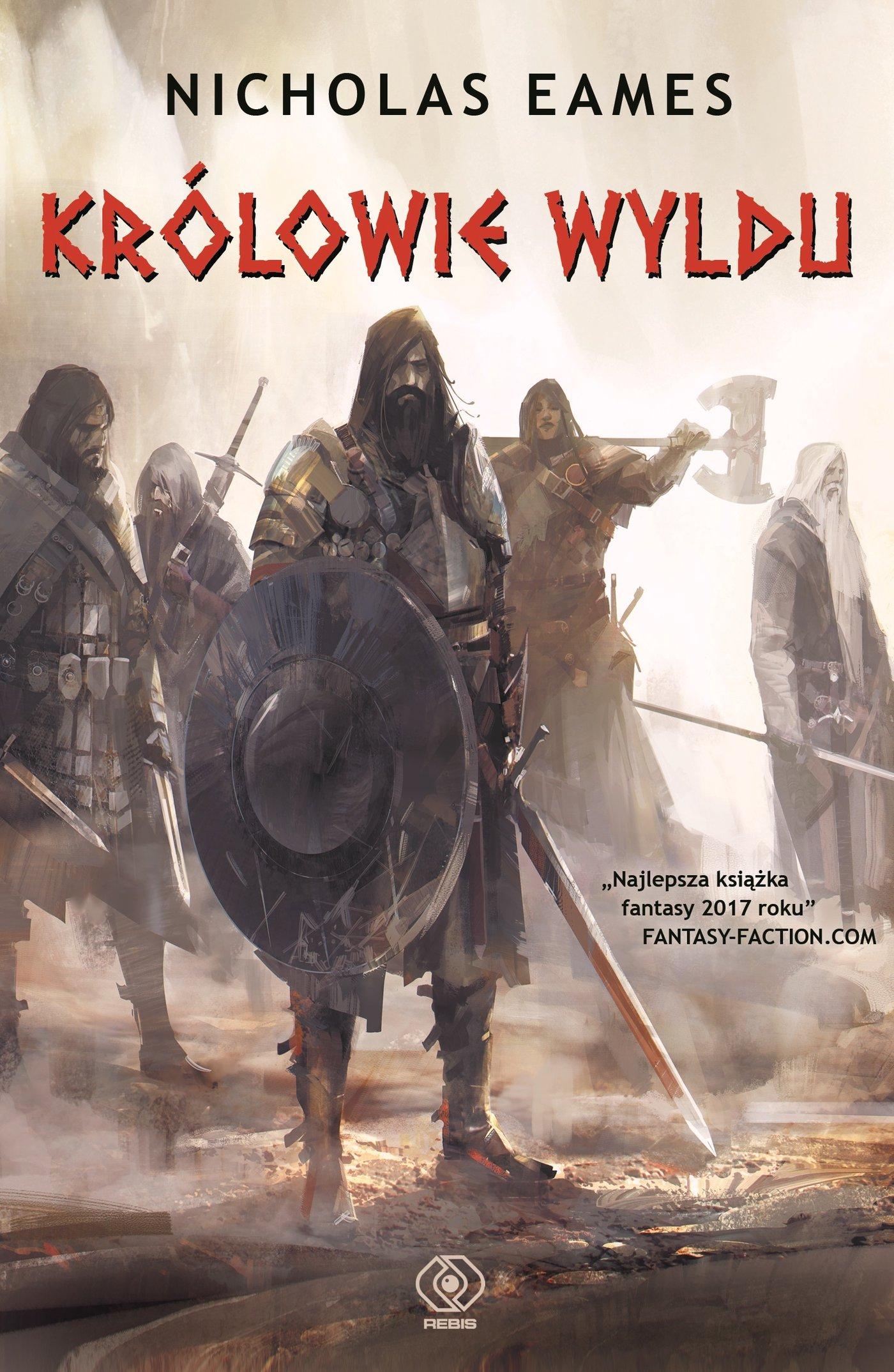 Królowie Wyldu - Ebook (Książka EPUB) do pobrania w formacie EPUB