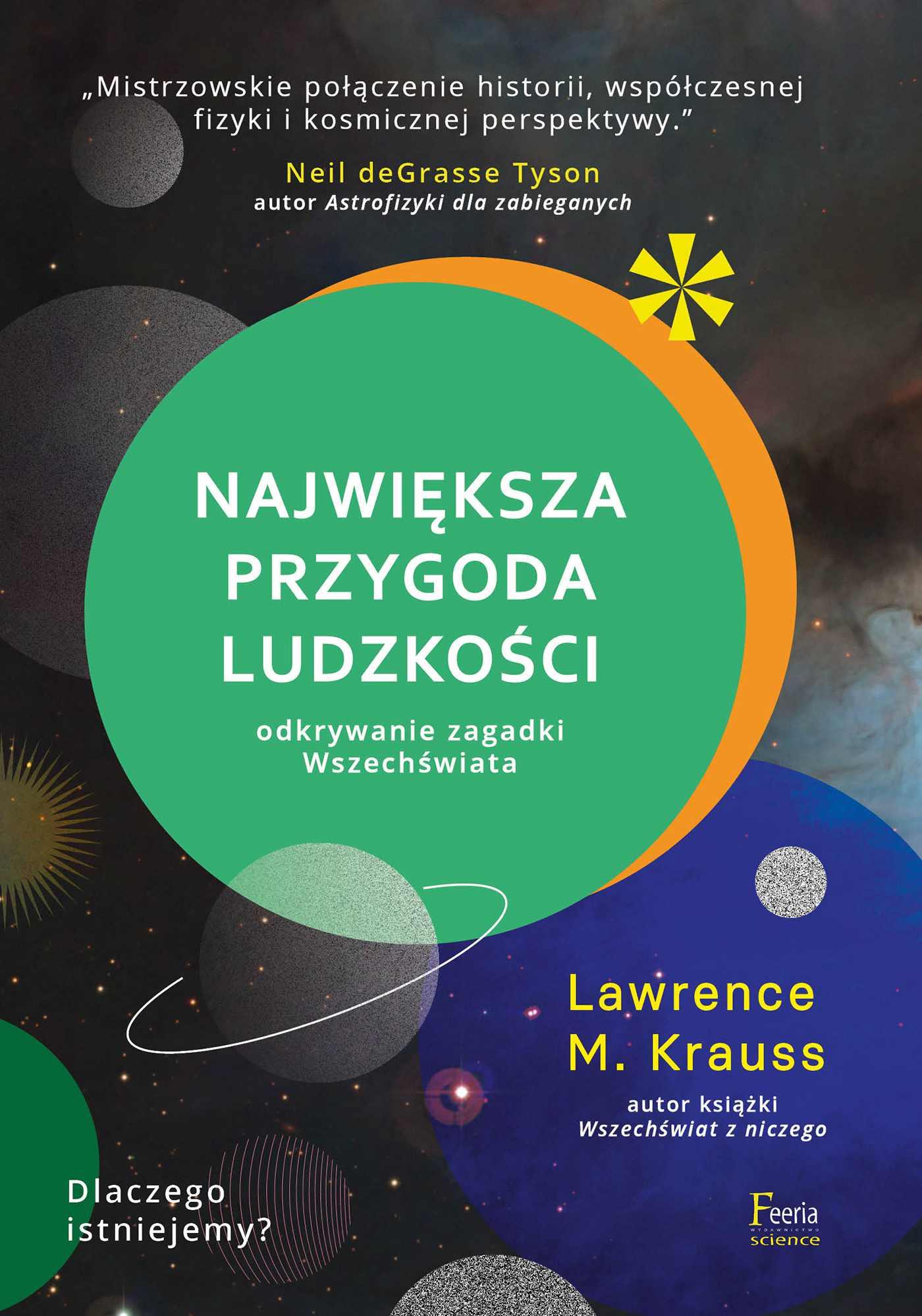 Największa przygoda ludzkości. Odkrywanie zagadki wszechświata. - Ebook (Książka na Kindle) do pobrania w formacie MOBI