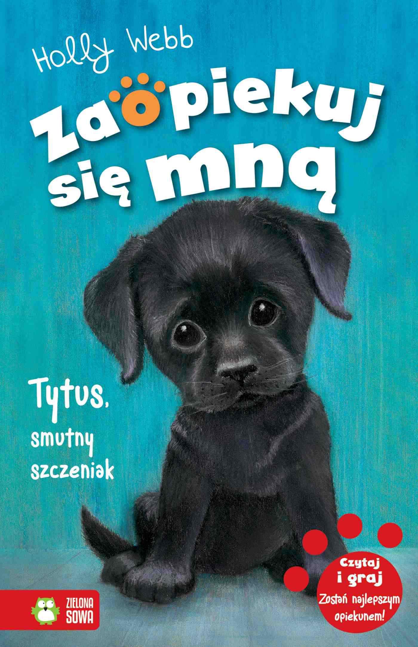 Tytus, smutny szczeniak - Ebook (Książka EPUB) do pobrania w formacie EPUB