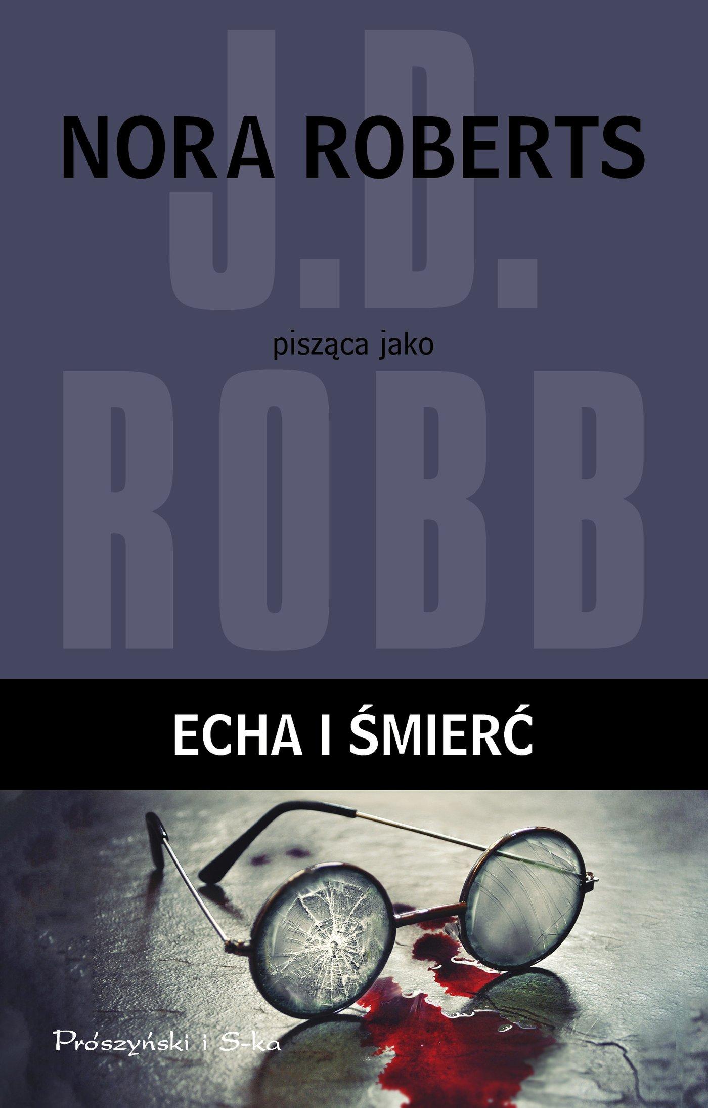 Echa i śmierć - Ebook (Książka na Kindle) do pobrania w formacie MOBI