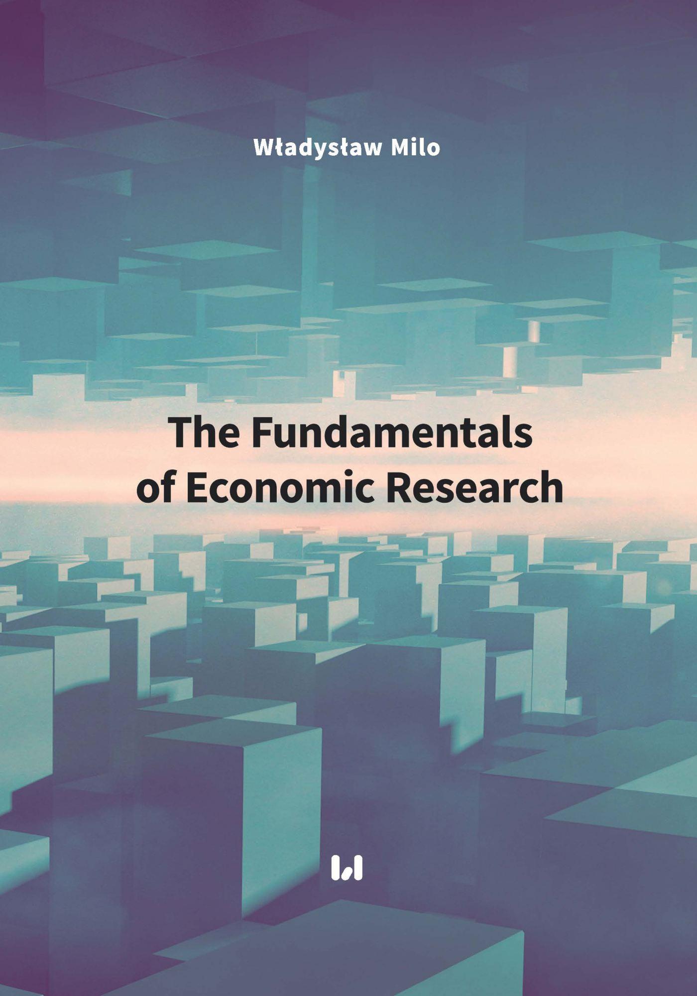 The Fundamentals of Economic Research - Ebook (Książka PDF) do pobrania w formacie PDF
