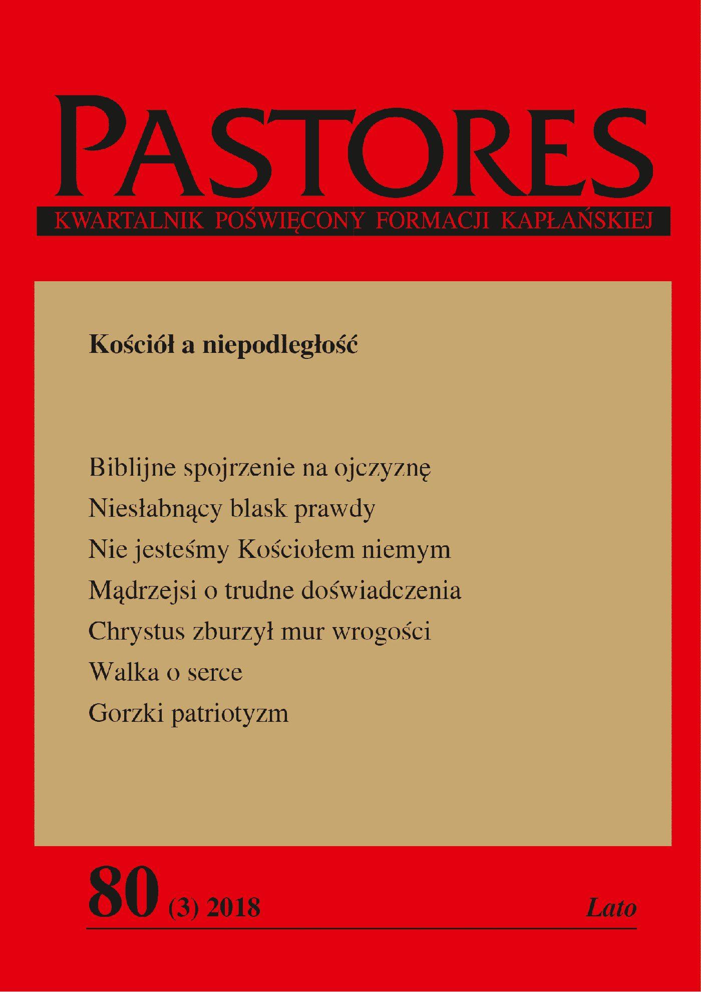 Pastores 80 (3) 2018 - Ebook (Książka EPUB) do pobrania w formacie EPUB