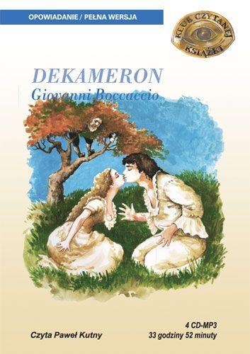 Dekameron - Audiobook (Książka audio MP3) do pobrania w całości w archiwum ZIP