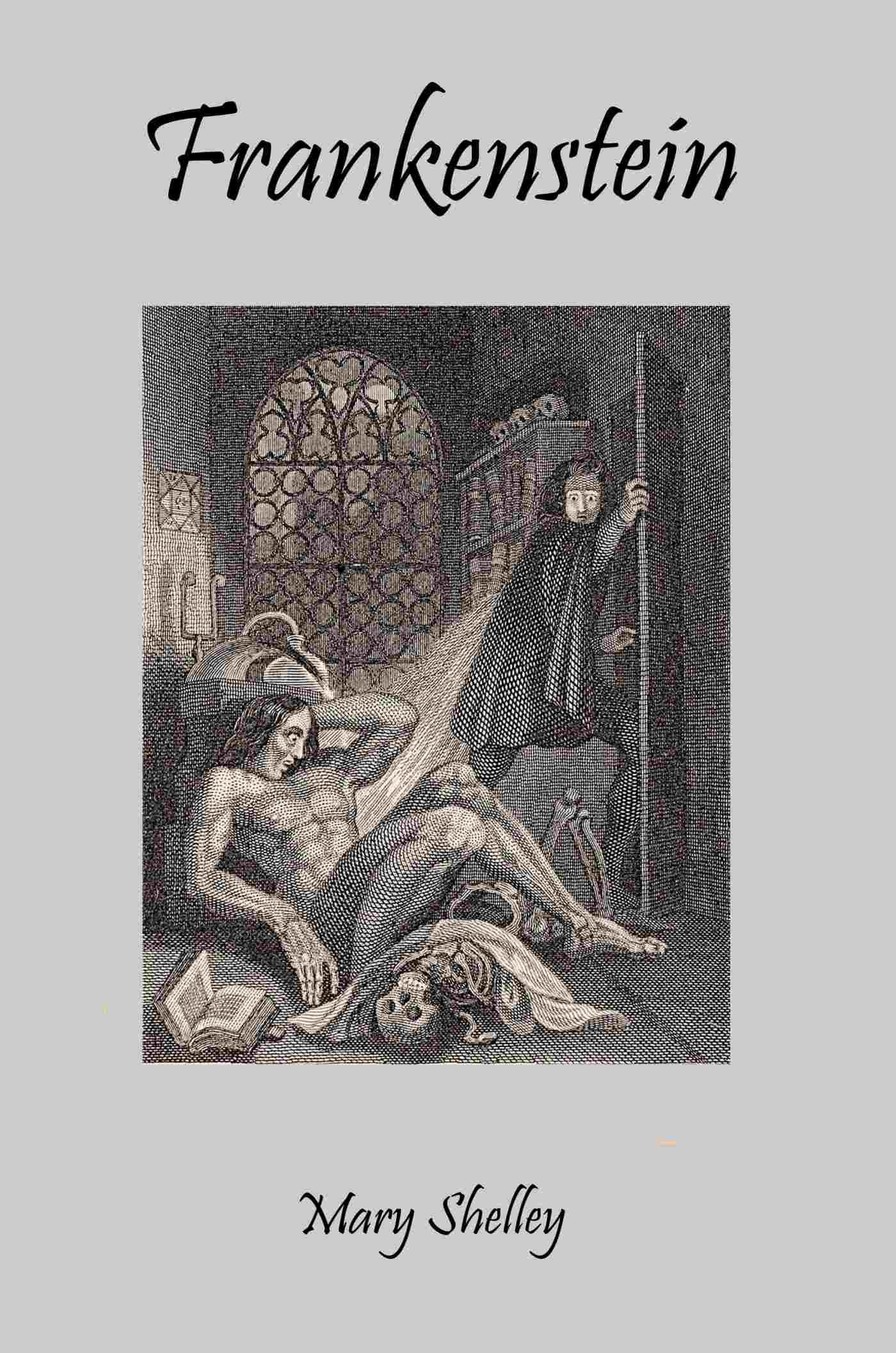 Frankenstein. Ebook anglojęzyczny - Ebook (Książka PDF) do pobrania w formacie PDF