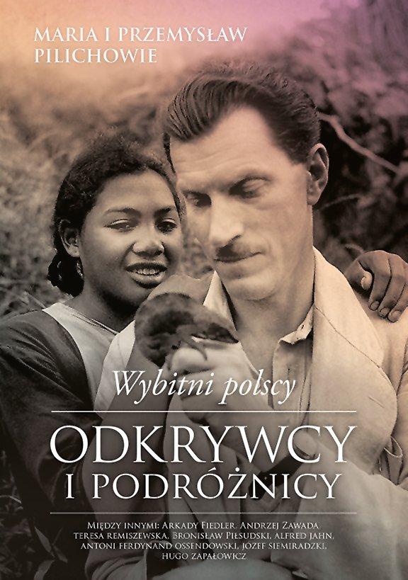 Wybitni polscy odkrywcy i podróżnicy - Ebook (Książka EPUB) do pobrania w formacie EPUB