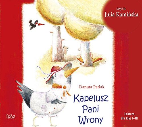 Kapelusz Pani Wrony - Audiobook (Książka audio MP3) do pobrania w całości w archiwum ZIP
