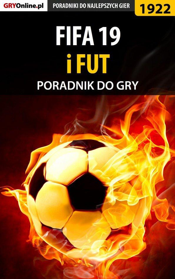 FIFA 19 - poradnik do gry - Ebook (Książka PDF) do pobrania w formacie PDF