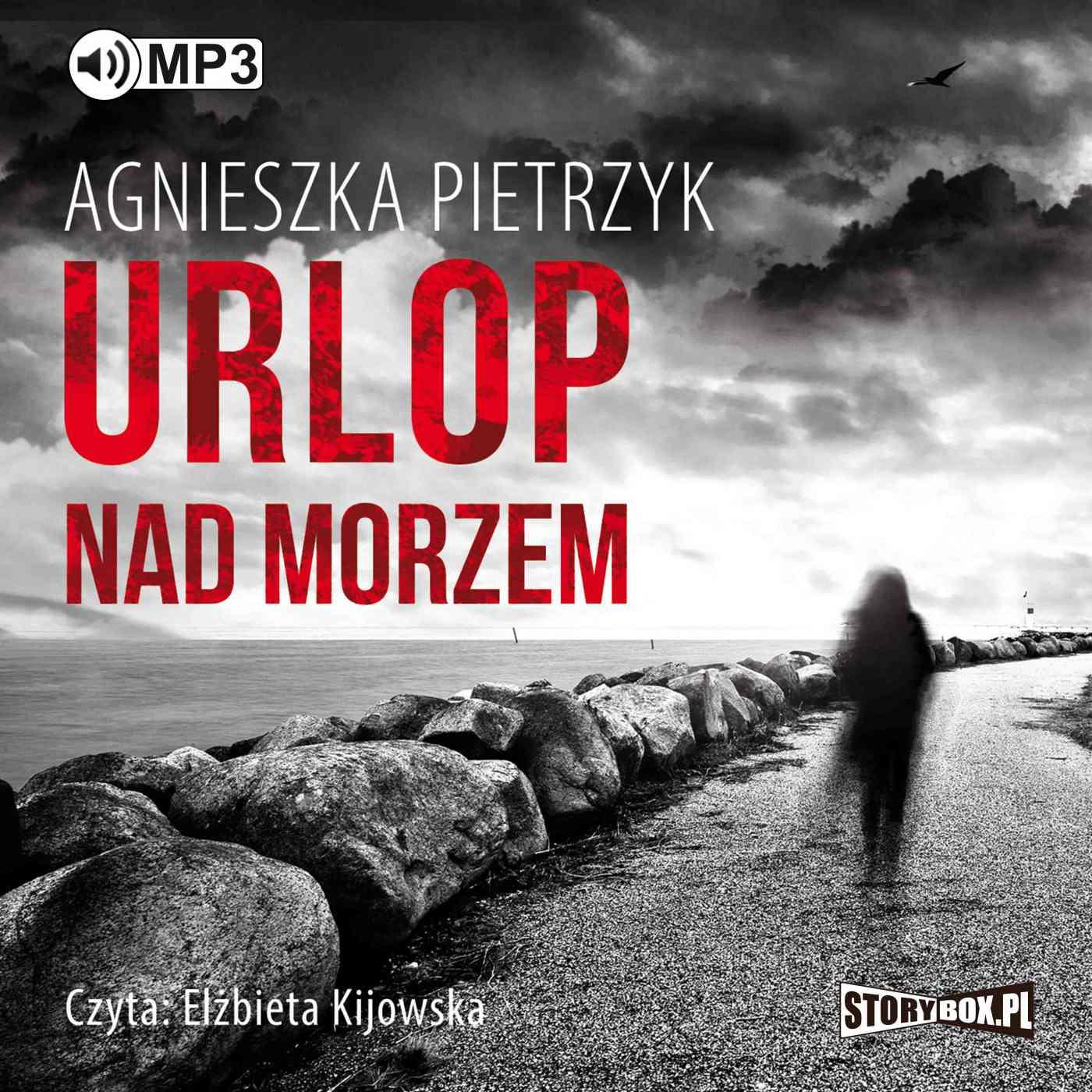 Urlop nad morzem - Audiobook (Książka audio MP3) do pobrania w całości w archiwum ZIP