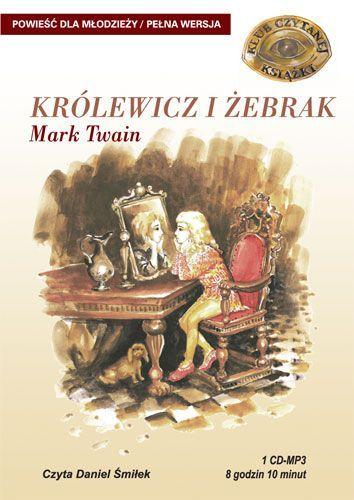 Królewicz i Żebrak - Audiobook (Książka audio MP3) do pobrania w całości w archiwum ZIP