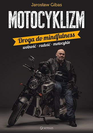 Motocyklizm. Droga do mindfulness - Audiobook (Książka audio MP3) do pobrania w całości w archiwum ZIP