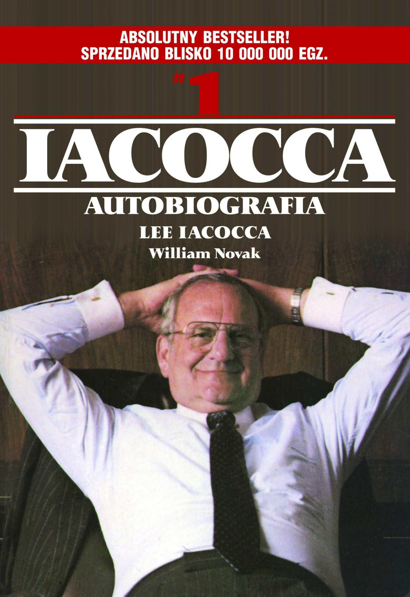IACOCCA Autobiografia - Ebook (Książka EPUB) do pobrania w formacie EPUB